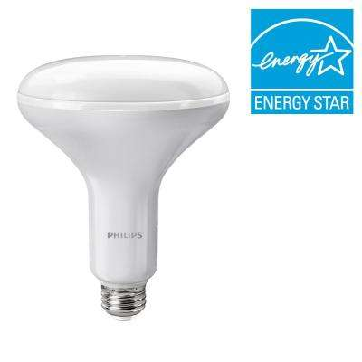 65-Watt Equivalent BR40 Dimmable LED Soft White with Warm Glow Light Effect (E)*