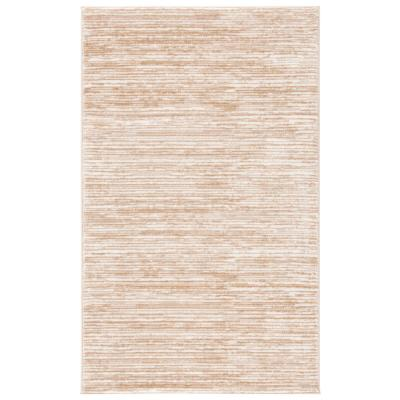 Vision Cream 3 ft. x 5 ft. Area Rug