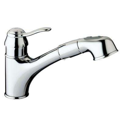 Grohe - Pull Out Faucets - Kitchen Faucets - The Home Depot