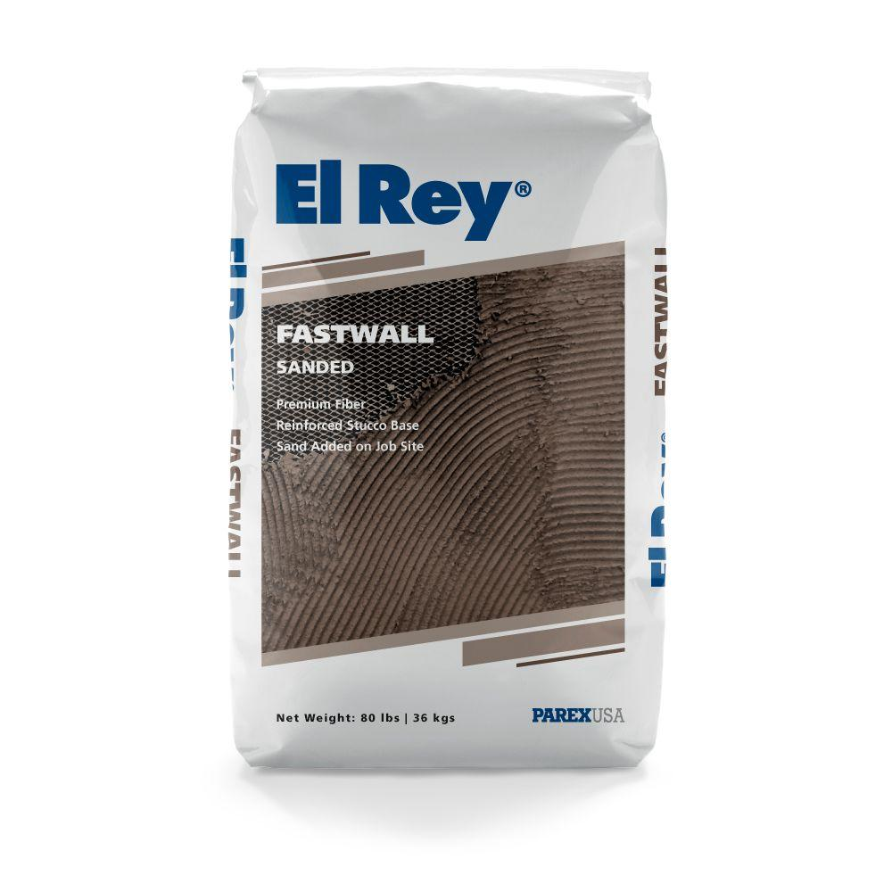 Fastwall Stucco Base 80 lb. One Coat Sanded