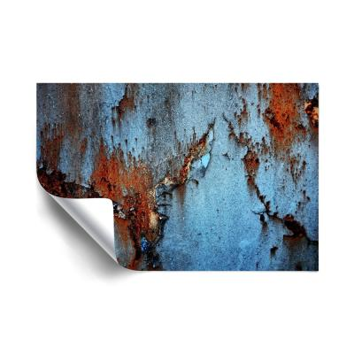 Rust Vintage Removable Wall Mural