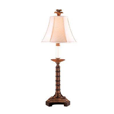 Hampton Bay 32.5 In. High 1 Light Tropics Buffet Lamp-DISCONTINUED