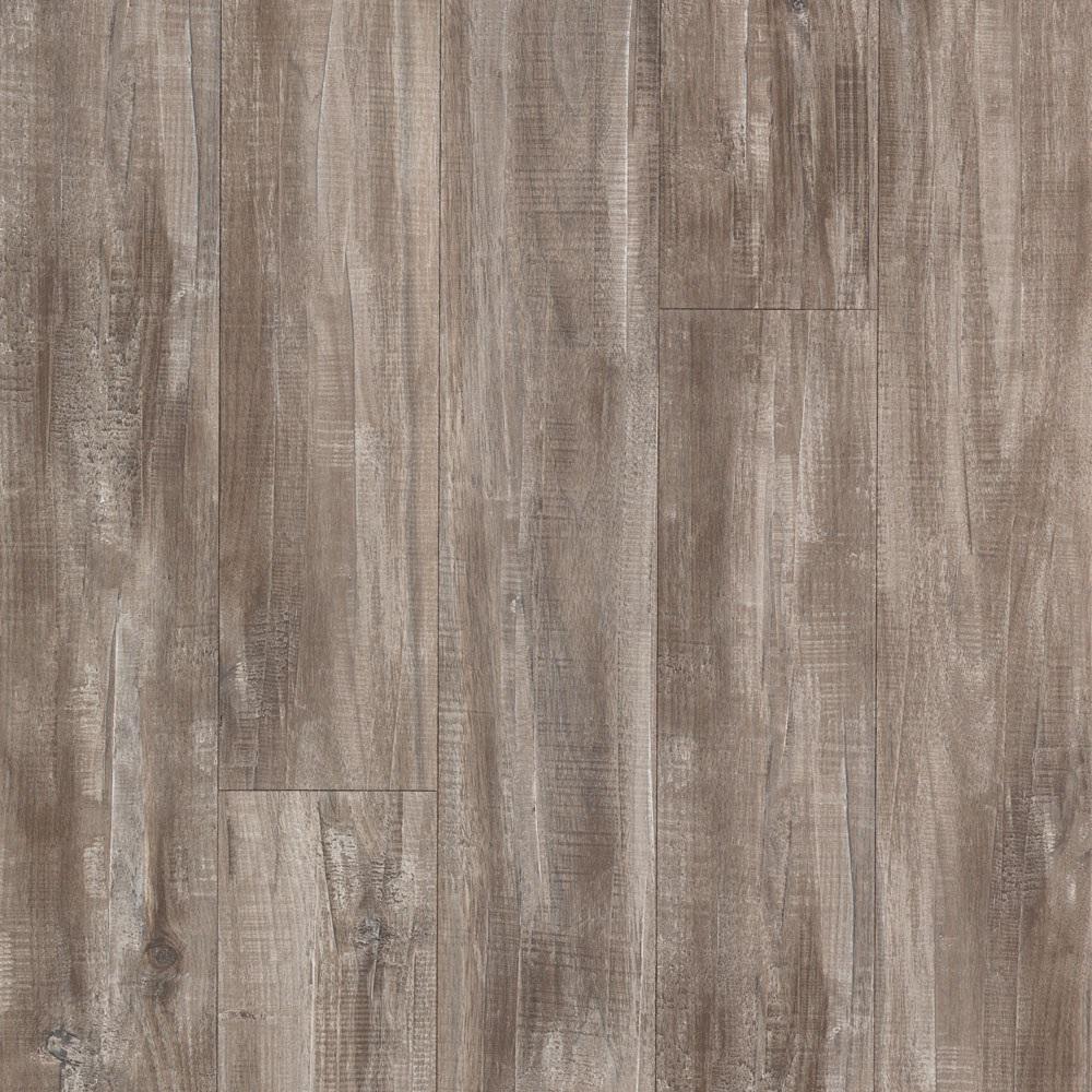 Outlast + Seabrook Walnut Laminate Flooring - 5 in. x 7 in. Take Home Sample