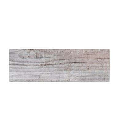 Ashwood 4 in. x 12 in. Porcelain Wall Tile (13.56 sq. ft. / case)