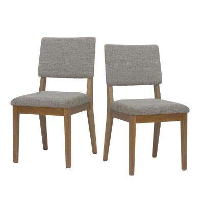 Dover Gray Dining Chair (Set of 2)