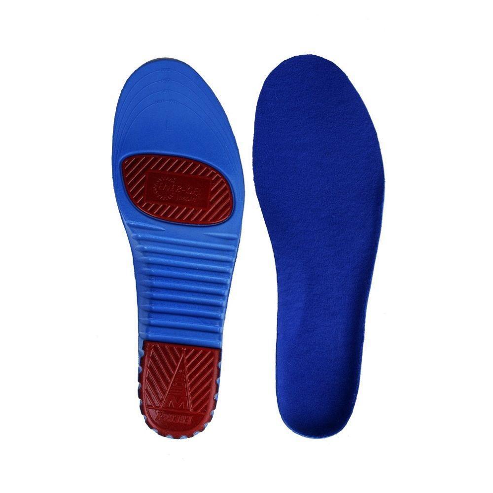 Large (Men's 11-1/2 - 13 / Women's 12-1/2 - 14) Walker/Comfort Plus Insoles