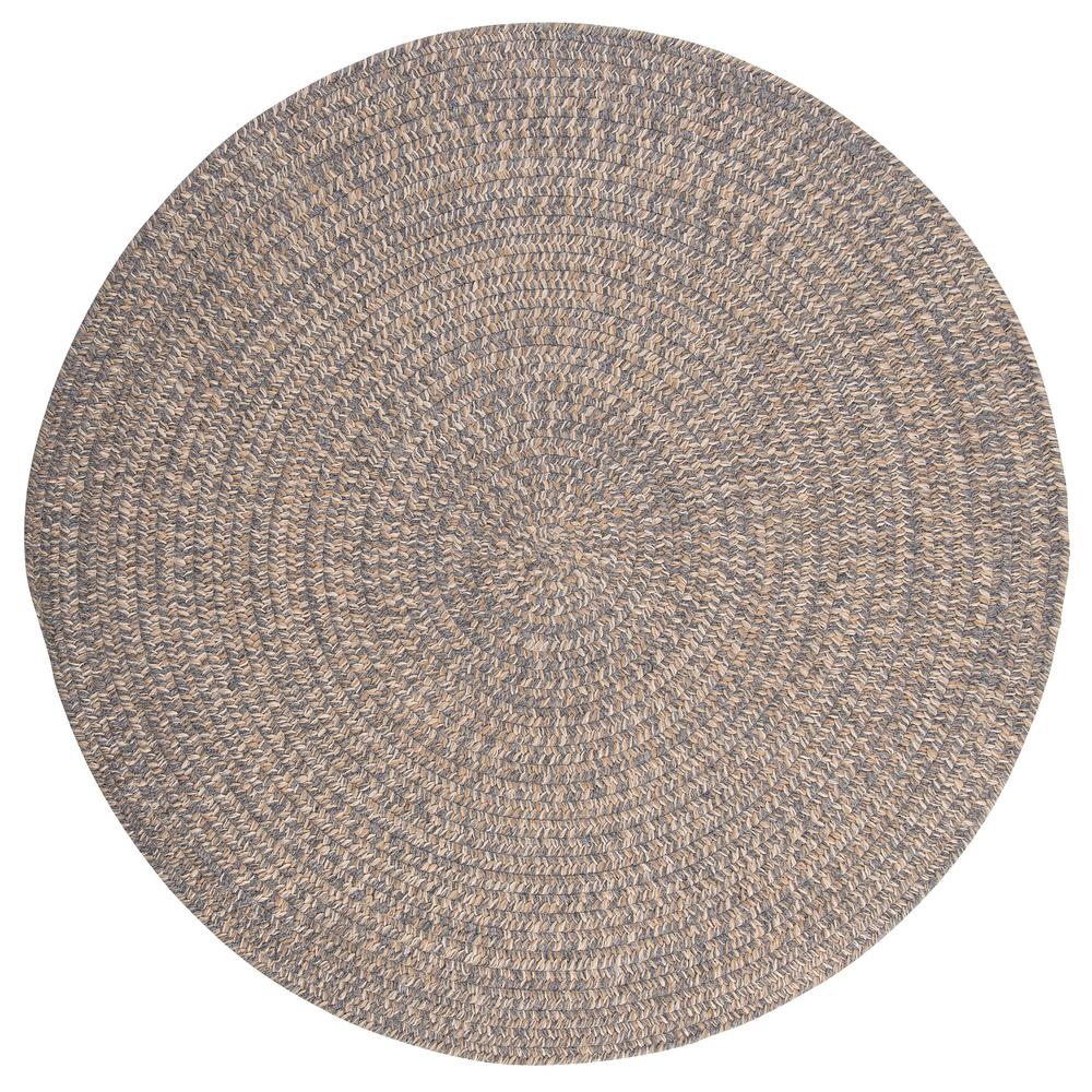 Home Decorators Collection Cicero Gray 4 Ft X 4 Ft Round