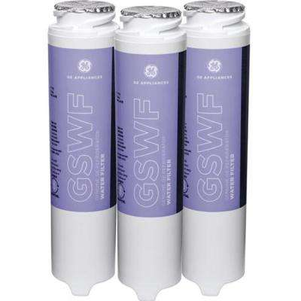 Refrigerator Water Filter (3-Pack)