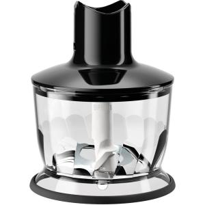 Click here to buy Braun 2-Cup Chopper Attachment for Multi-Quick Hand Blenders in Black by Braun.