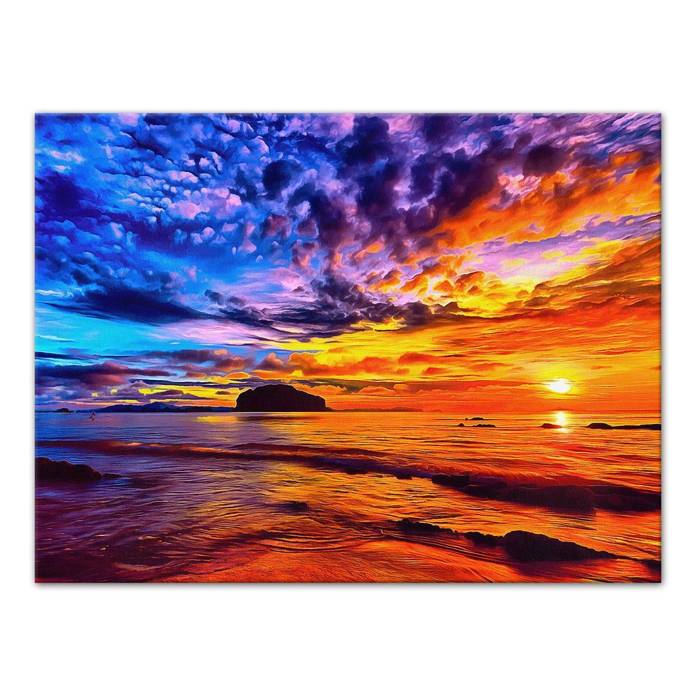 Sunset Wall Art