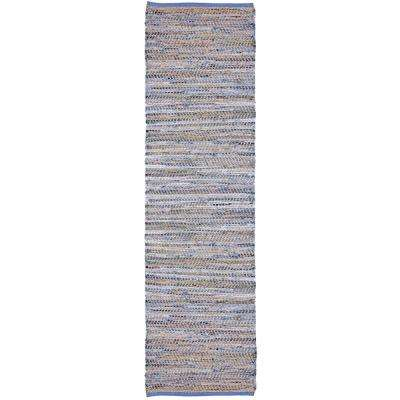 Blue Jeans 2 ft. 6 in. x 14 ft. Runner Rug