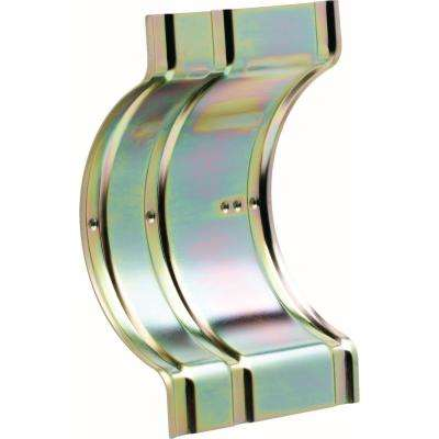 Mounting Bracket for Recessed Fixtures in Zinc Plated