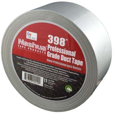 2.83 in. x 60.1 yds. 398 All-Weather Silver HVAC Duct Tape