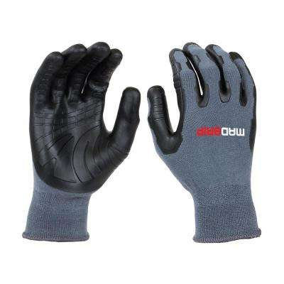 Pro Palm Utility X-Large Grey/Black Glove
