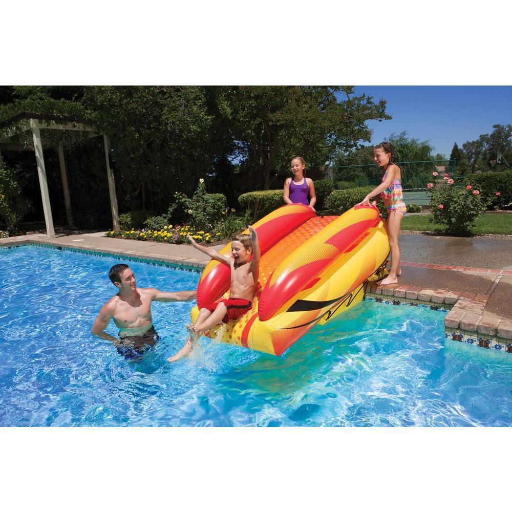Poolmaster Aqua Launch Swimming Pool Slide