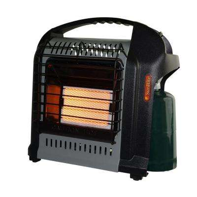 Tag-A-Long 8,000 BTU Radiant Propane Gas Portable Heater