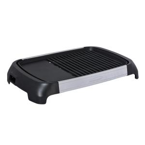 Select 315 sq. in. Black Electric Grill/Griddle with Non-Stick Surface