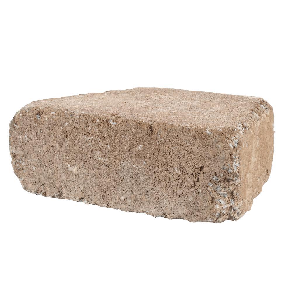 pavestone rumblestone trap 3 5 in x 10 25 in x 7 in cafe