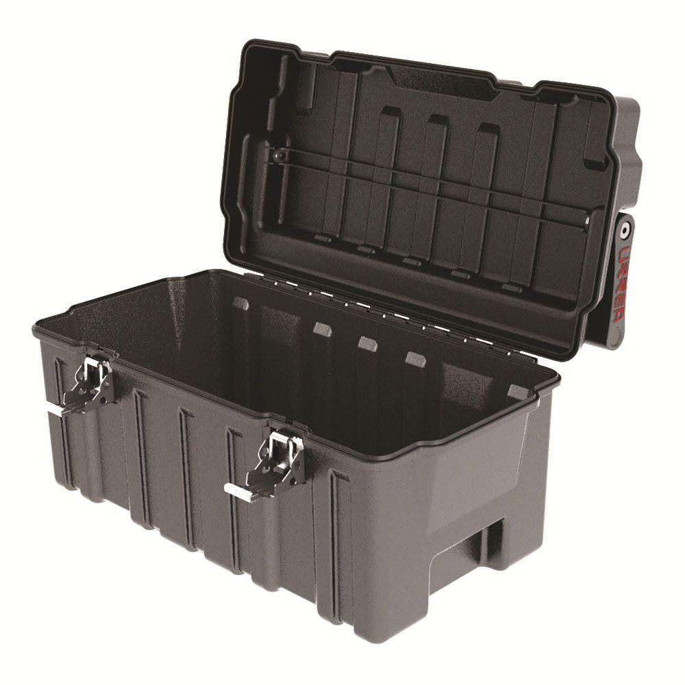 urrea 21 in high resistance plastic box with metal clasps cpu20