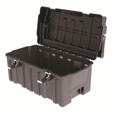 21 in. High Resistance Plastic Box with Metal Clasps