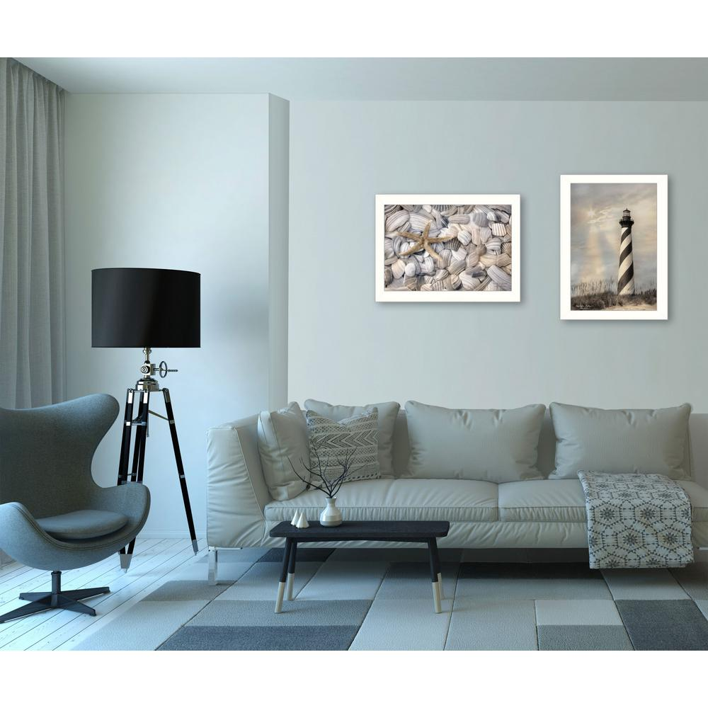 Trendydecor4u 14 in x 20 in cape hatteras lighthouse for Home decor 4 u