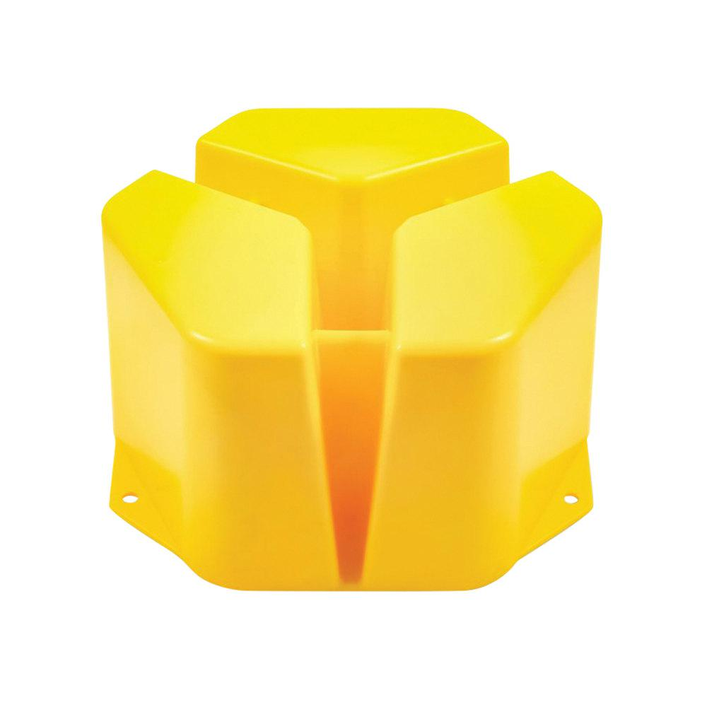 Camco Stabilizer Jack Support - Yellow