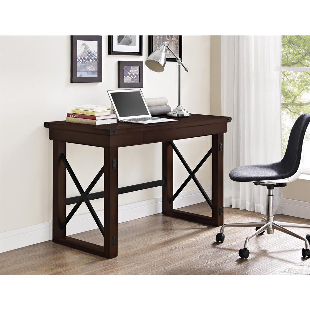 Wildwood Mahogany (Brown) Desk