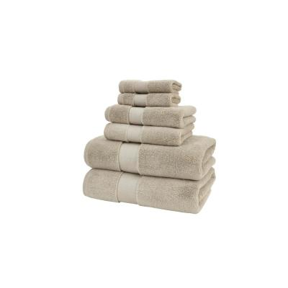 Plush Soft 6-Piece Towel Set