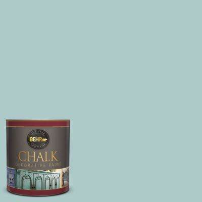1-qt. #BCP27 Adored Blue Interior Chalk Finish Paint