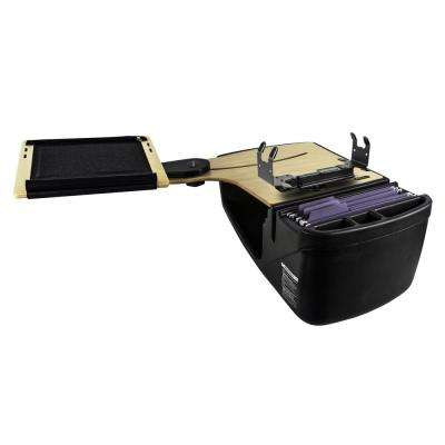 Reach Desk Back Seat Elite with Built-in Power Inverter and Printer Stand
