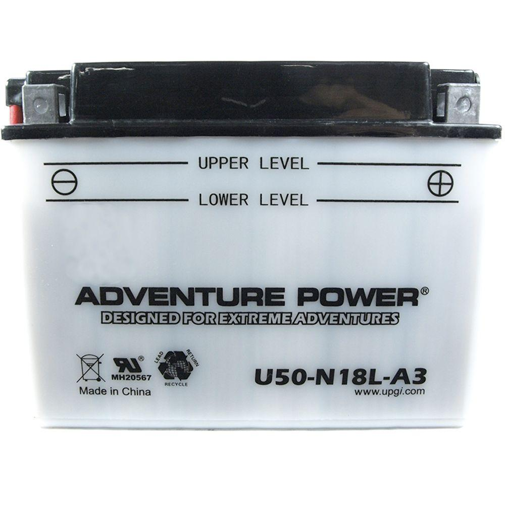 POWER SONIC Conventional Wet Pack 12-Volt 20 Ah Capacity ...