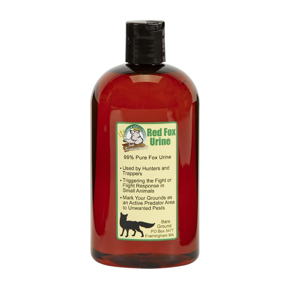 Just Scentsational 16 Oz Red Fox Urine Small Animal Deterrent Fu 16 The Home Depot