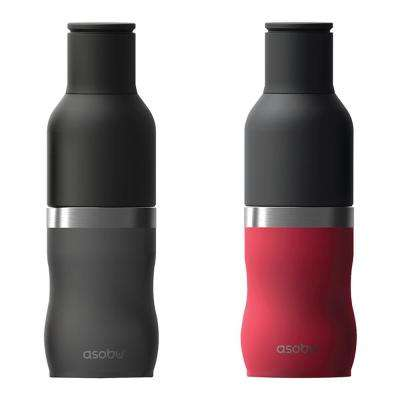 Frosty Drink Insulated Bottle Holder 2-Piece Kit