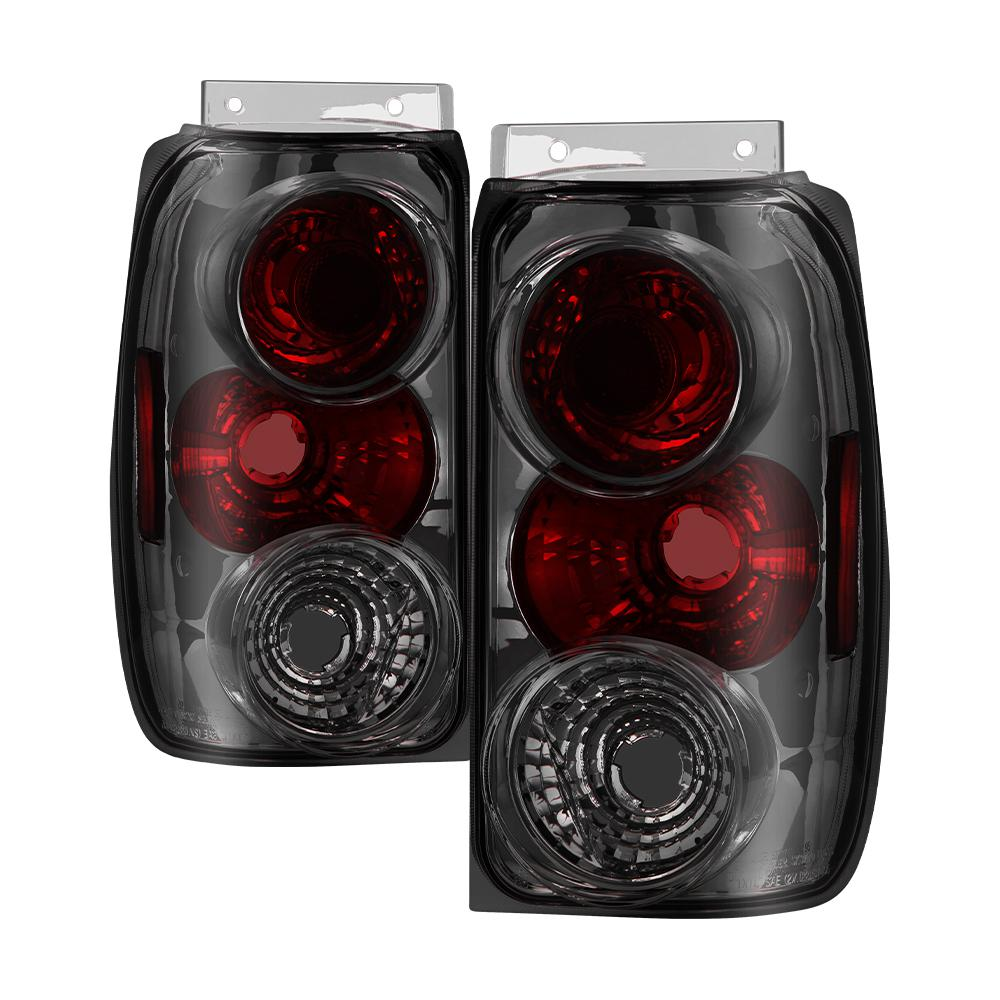 Ford Explorer 95 97 Euro Style Tail Lights Smoke