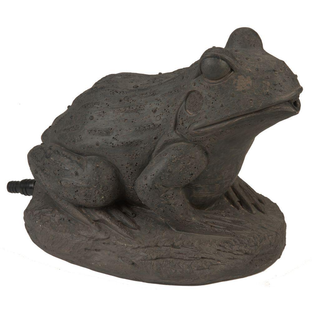 Frog Spitter