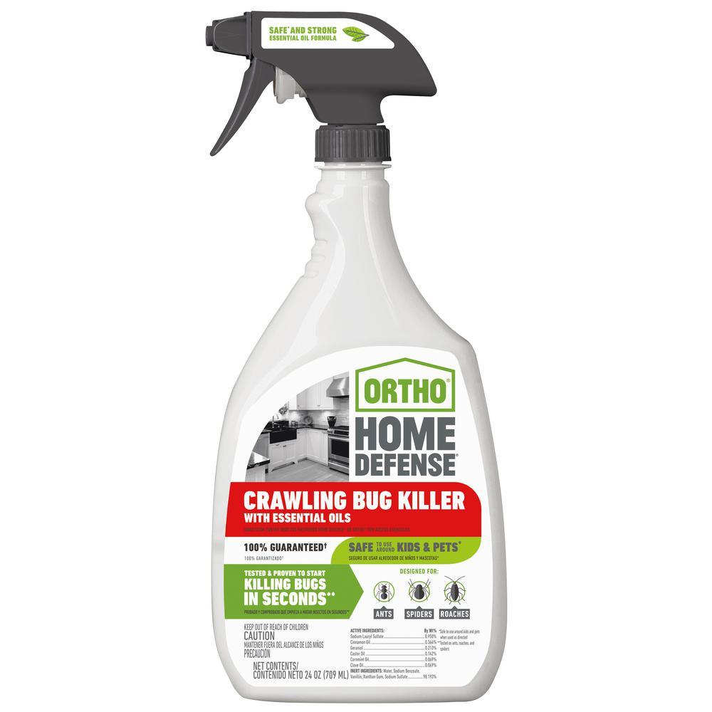 Ortho 24 Oz Home Defense Crawling Bug Killer With