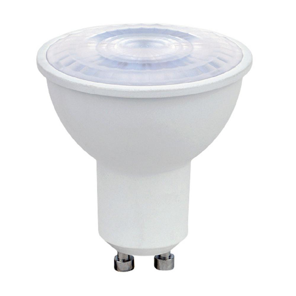 Halco Lighting Technologies 35-Watt Equivalent 4-Watt MR16 GU10 Dimmable LED Soft White 3000K Light Bulb 80887