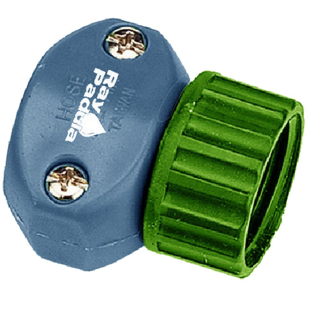 Ray Padula 5/8 in. - 3/4 in. Plastic Female Thread Garden Hose Repair