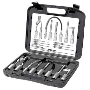 Performance Tool 7-Piece Cordless Grease Gun Accessories by Performance Tool