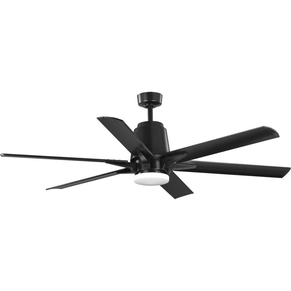 Arlo 60 in. Black Ceiling Fan