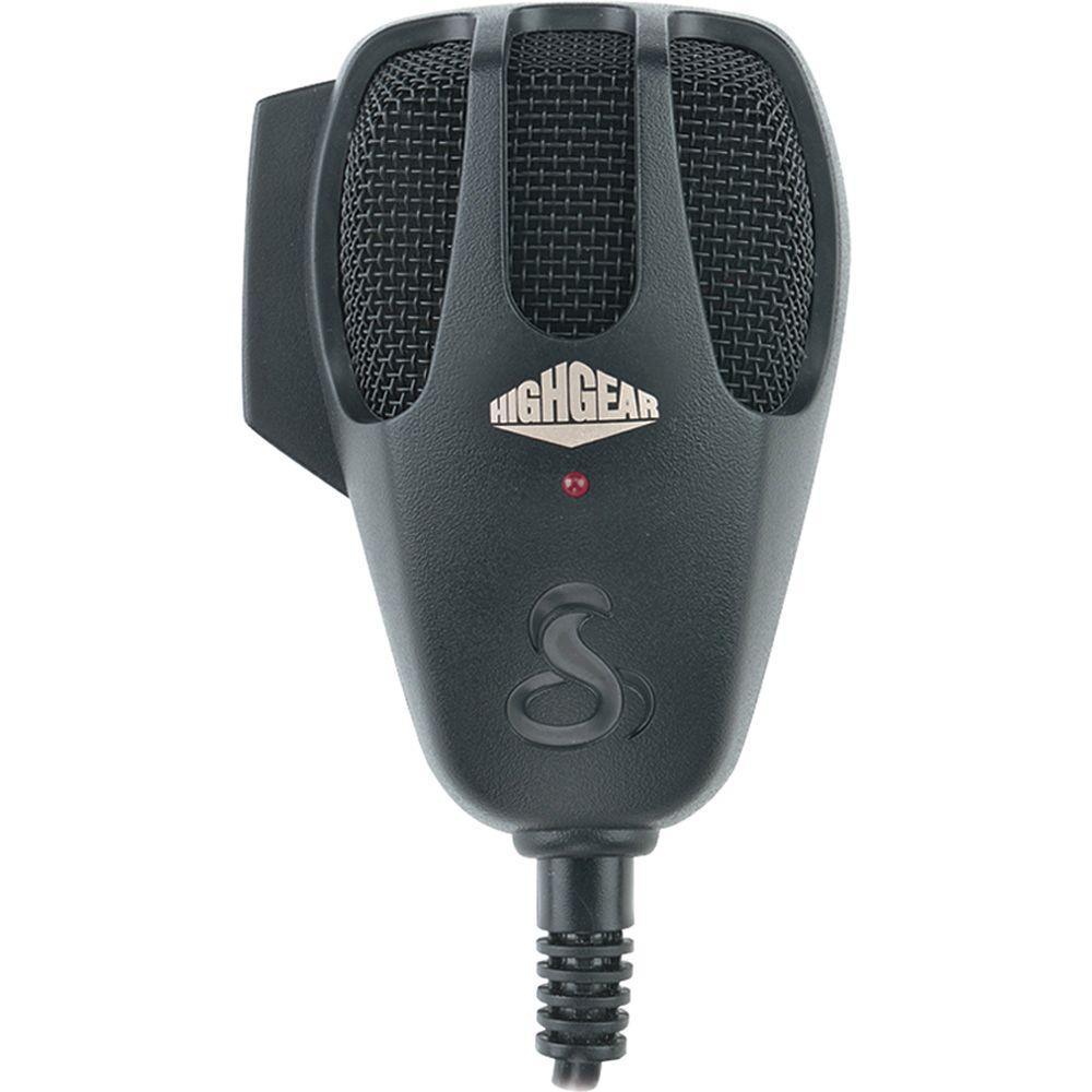 Premium 4-Pin Power Microphone