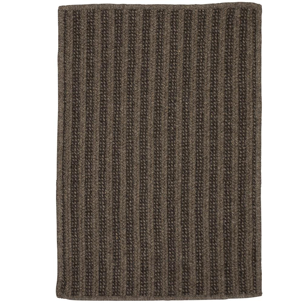 Home Decorators Collection Virginia Brown 8 Ft X 10 Ft Braided Area Rug Ol93r096x120s The