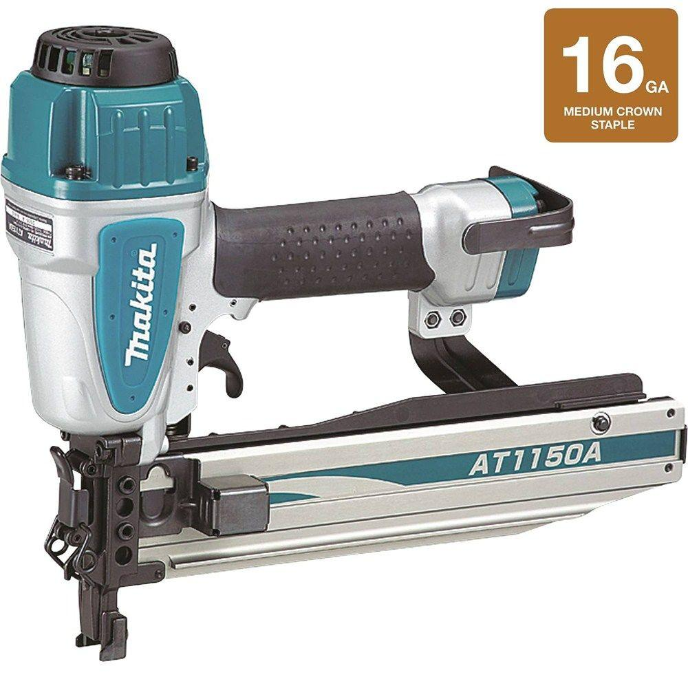Makita 7/16 in. x 16-Gauge Medium Crown Stapler