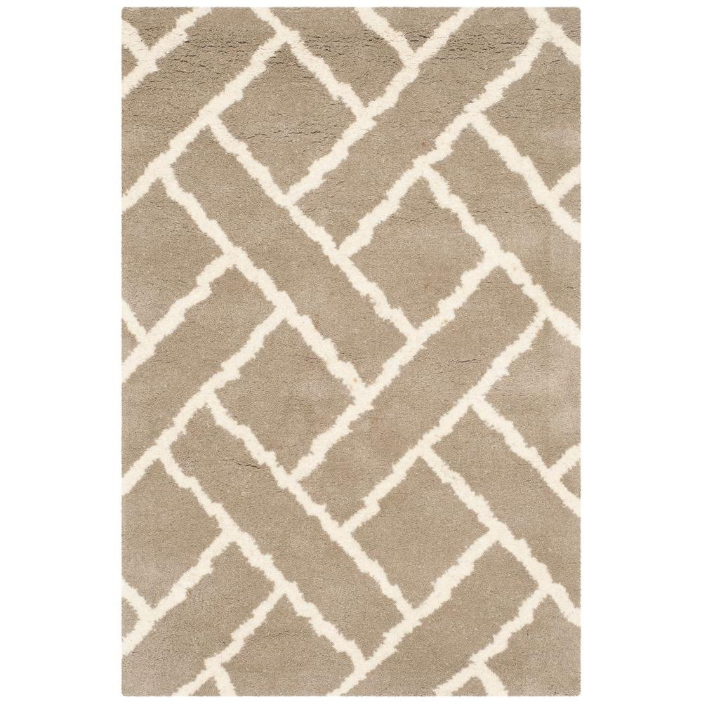 Chatham Beige/Ivory 3 ft. x 5 ft. Area Rug