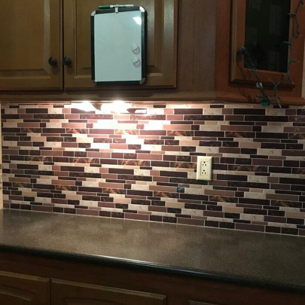 L And Stick Vinyl Backsplash Tile
