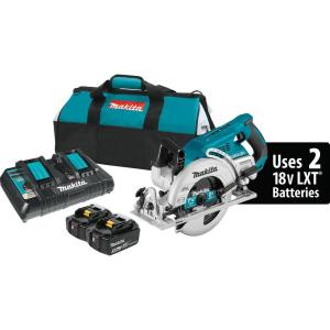 Makita 18-Volt X2 LXT 5.0Ah Lithium-Ion (36-Volt) Brushless Cordless Rear Handle 7-1/4... by Makita
