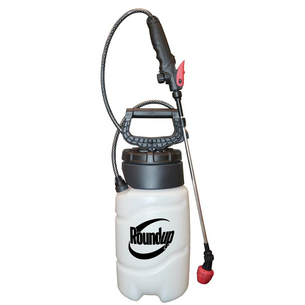 Roundup Roundup 1 Gal. All-in-1 Multi Nozzle Sprayer