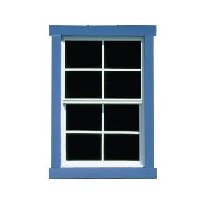 Handy Home Products Small Square Window