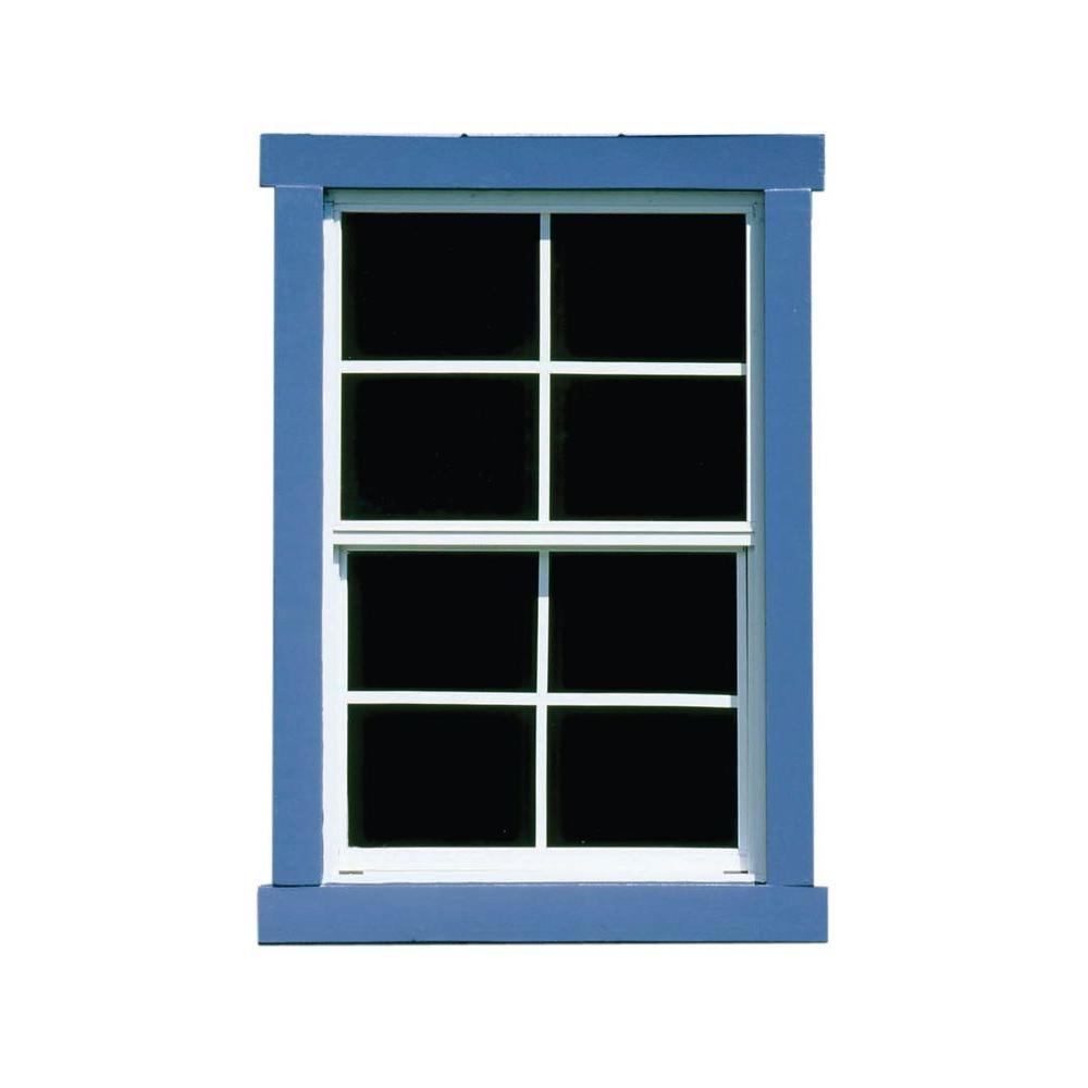 Small Square Window