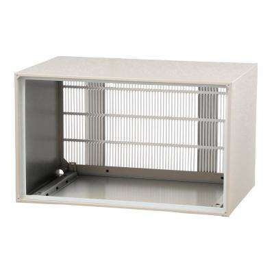 Parts accessories air conditioners the home depot wall case for built in air conditioner sciox Choice Image
